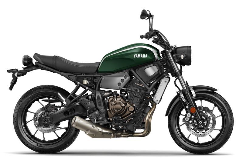 Precios del Yamaha XSR700