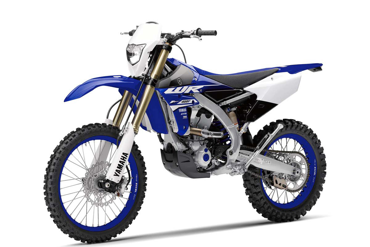 Yamaha WR450 F