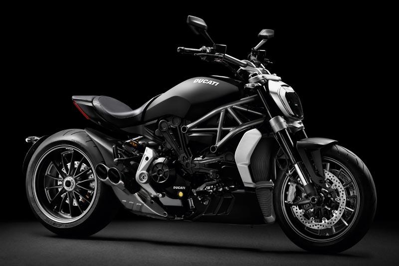 Precios del Ducati XDiavel