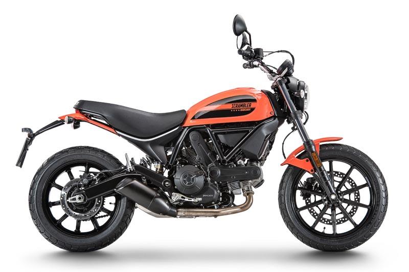 Scrambler Ducati Sixty2