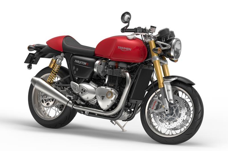 Precios del Triumph Thruxton 1200 R