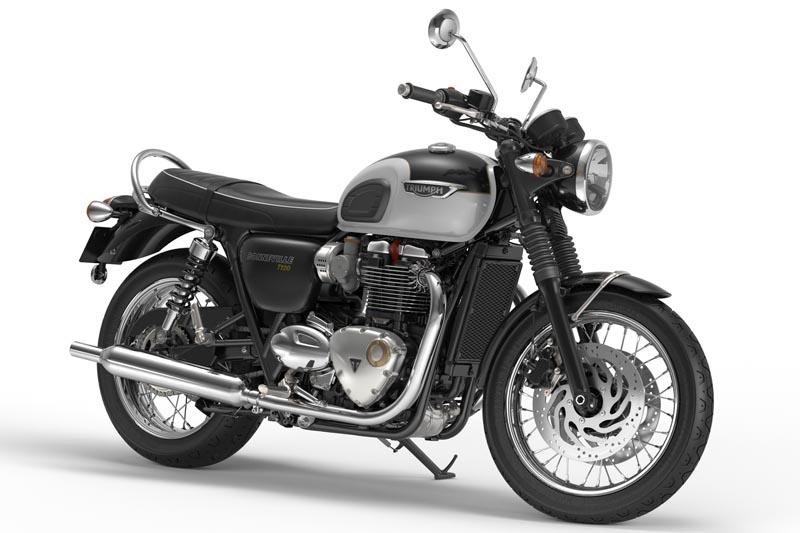 Precios de Triumph Bonneville T120