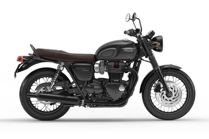 Precios del Triumph Bonneville T120 Black