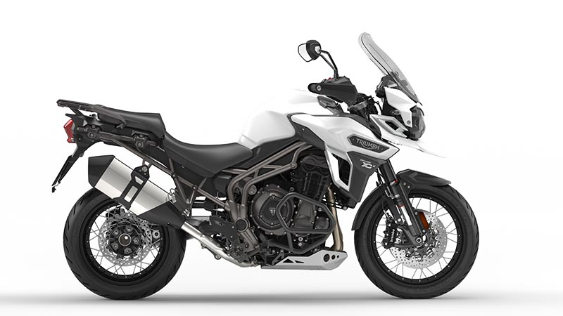 Triumph Tiger Explorer XCx Low