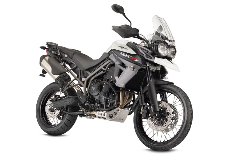 Triumph Tiger 800 XC X Low