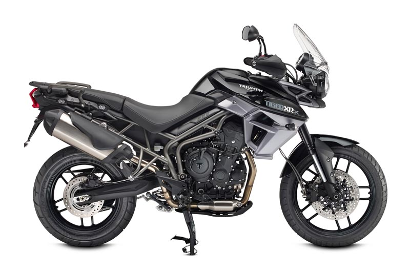 Triumph Tiger 800 XR X Low