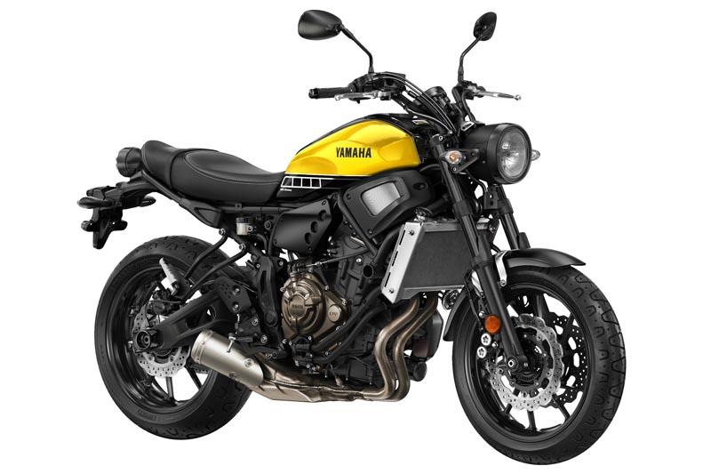 Precios de Yamaha XSR700 60 Aniversario