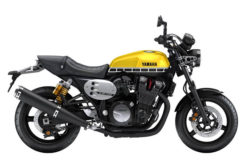 Yamaha XJR1300 60 Aniversario