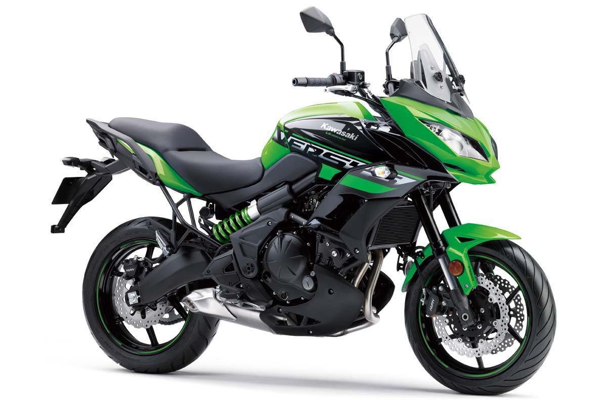 Precios del Kawasaki Versys 650