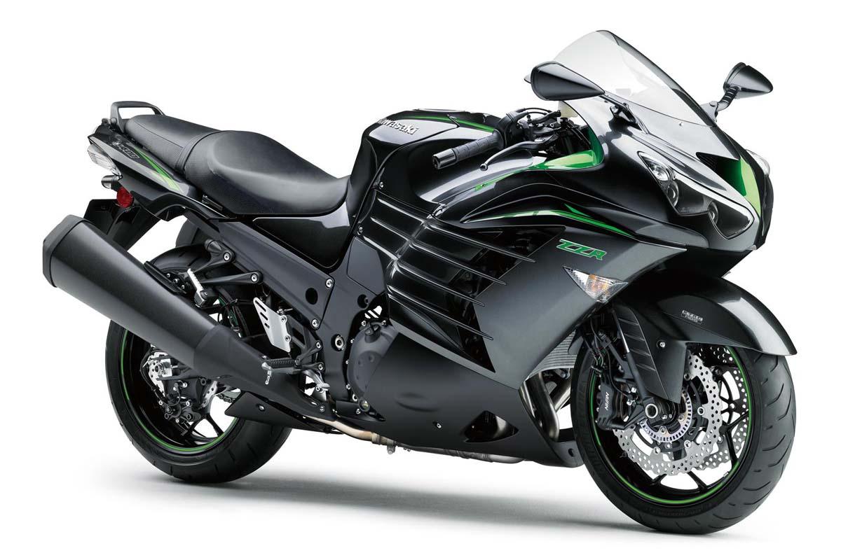 Precios del Kawasaki ZZR1400