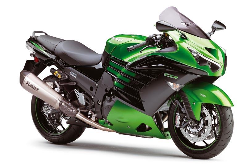 Precios de Kawasaki ZZR1400 ABS Performance Sport 2016