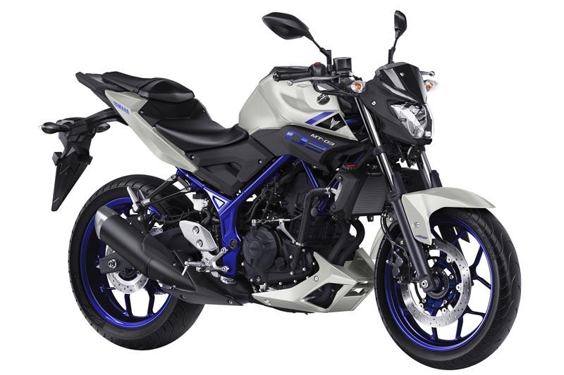 Precios de Yamaha MT-03