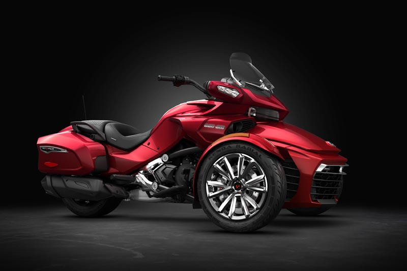 Can-Am Spyder F3 Limited Special Series