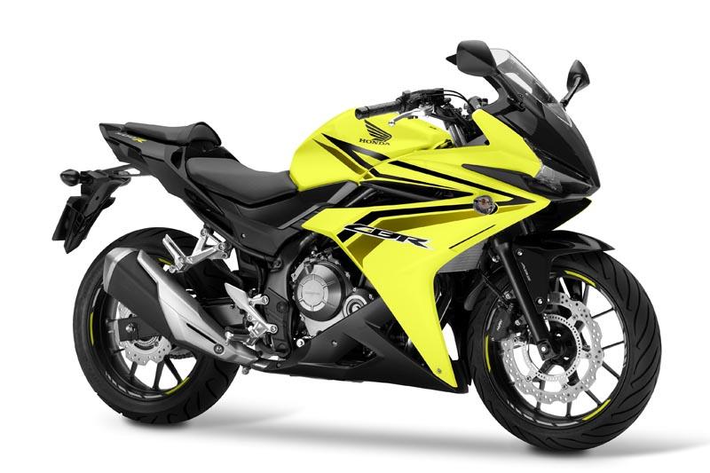Precios de Honda CBR500 R
