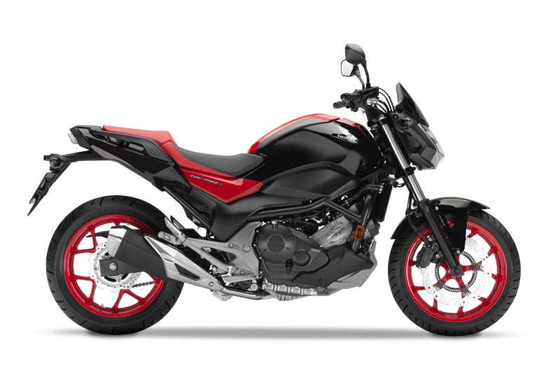 Honda NC750 S
