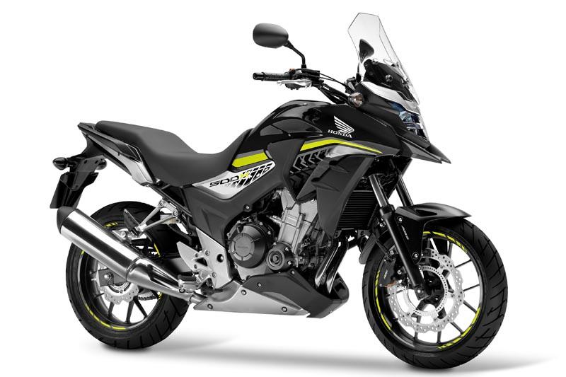 Precios de Honda CB500 X