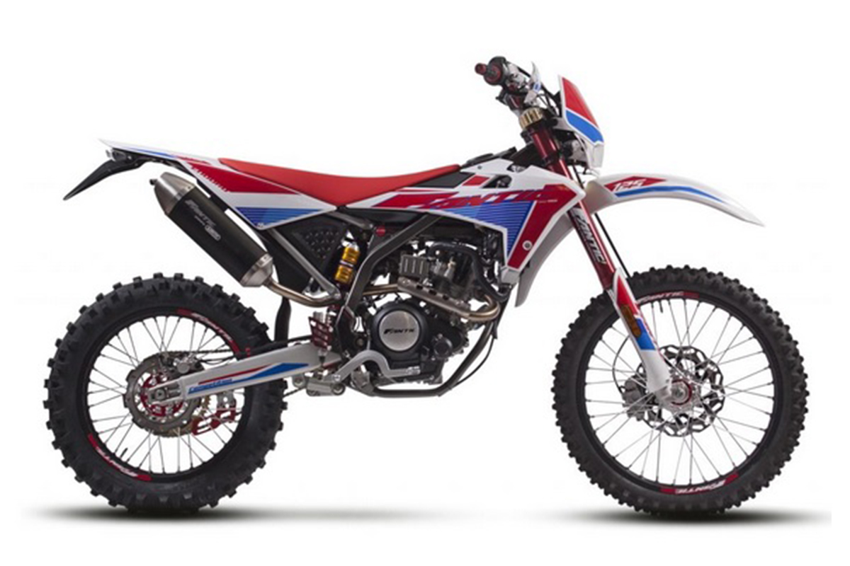 Fantic XEF 125 Enduro 4T Competition