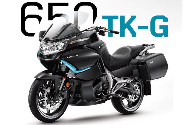 CFMOTO TK-G 650