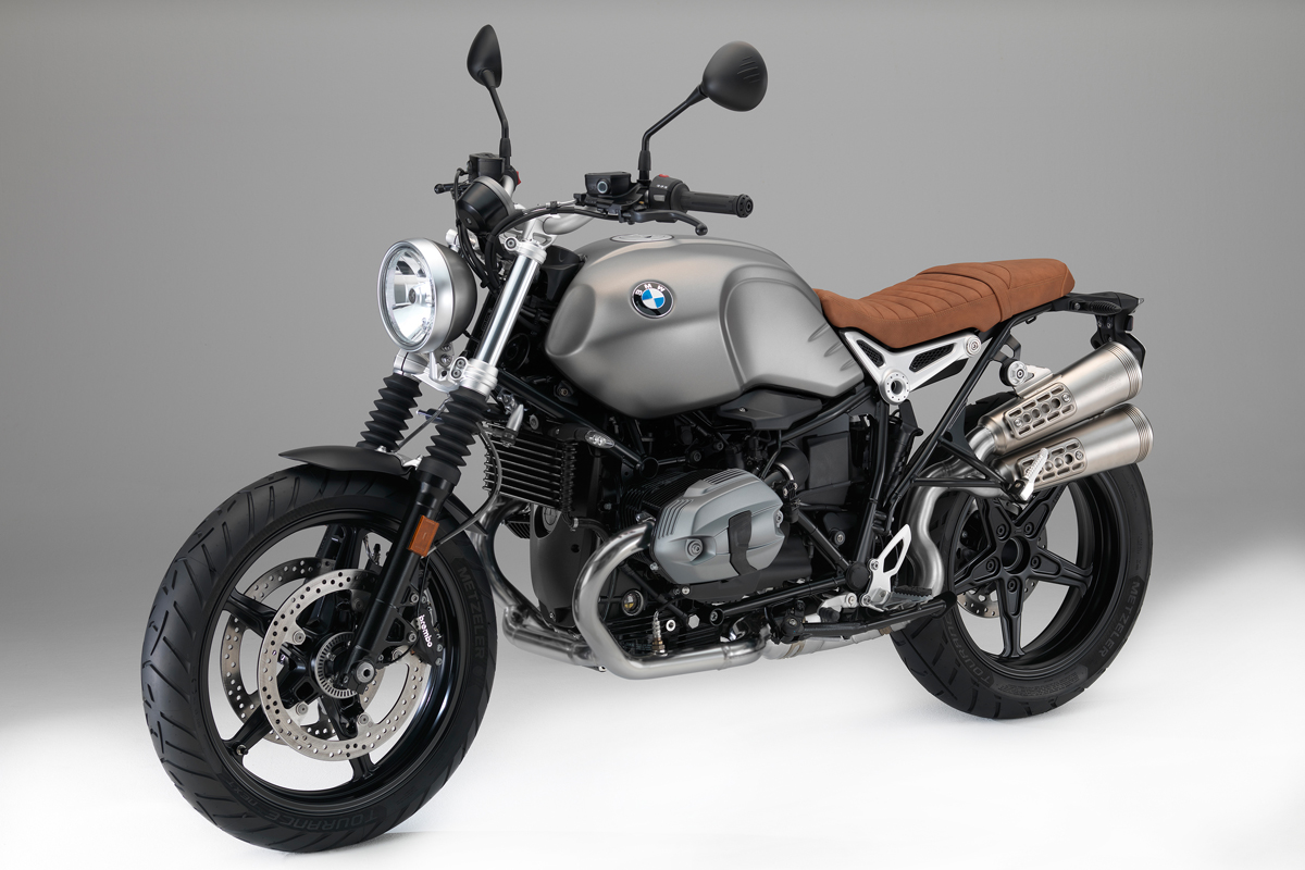 BMW R Nine T Scrambler