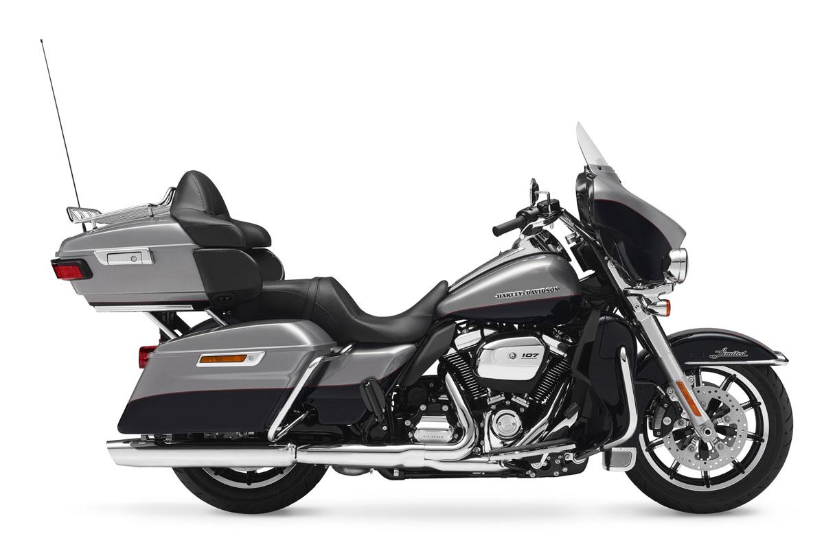 Precios de Harley-Davidson Ultra Limited Low