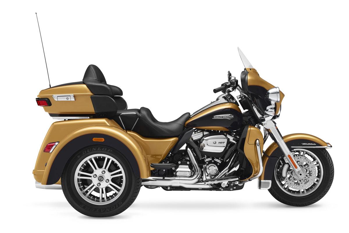 Precios de Harley-Davidson Tri Glide