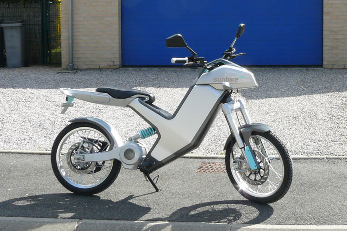 Sunbike Electric Plus