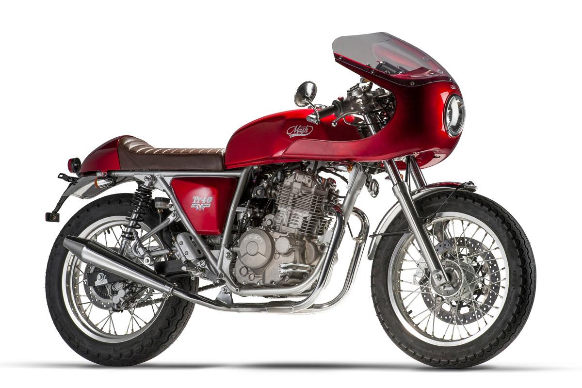 Mash TT40 Café Racer