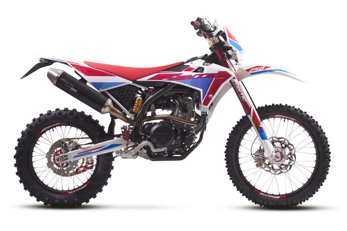 Fantic XEF 250 Enduro 4T Competition