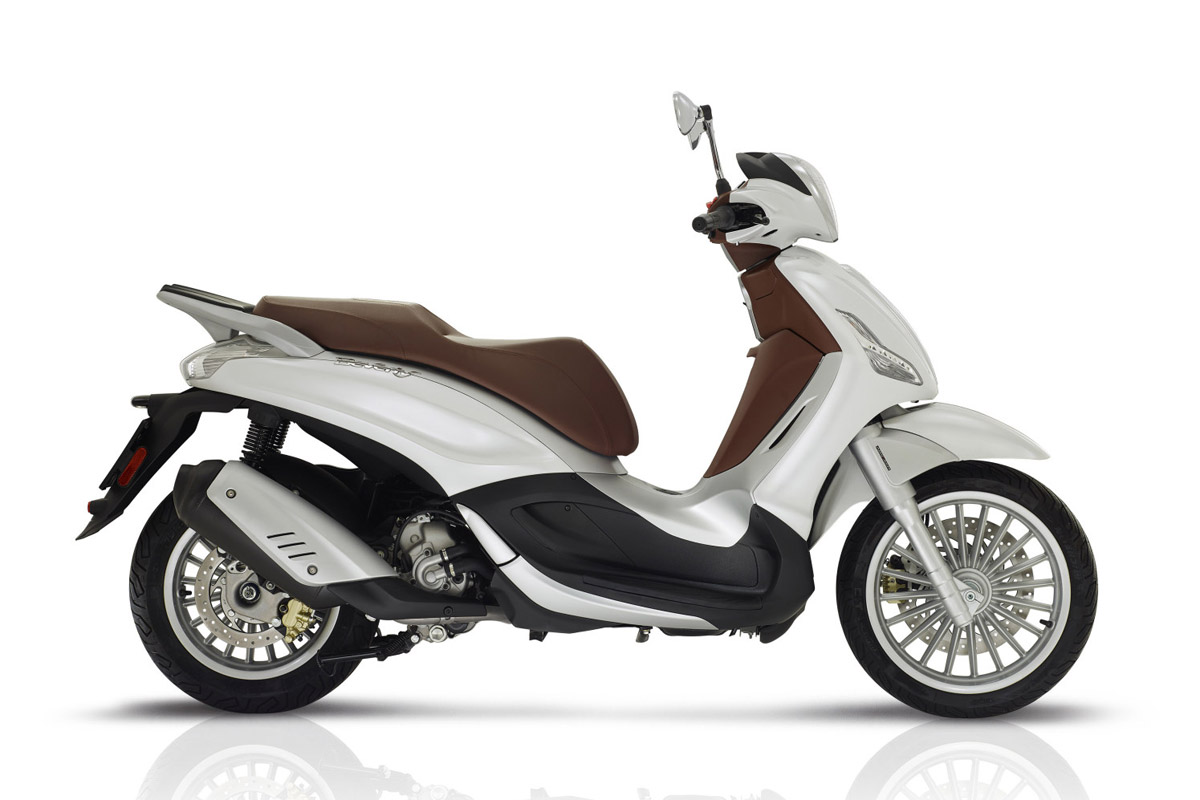 Piaggio Beverly 300 ABS ASR
