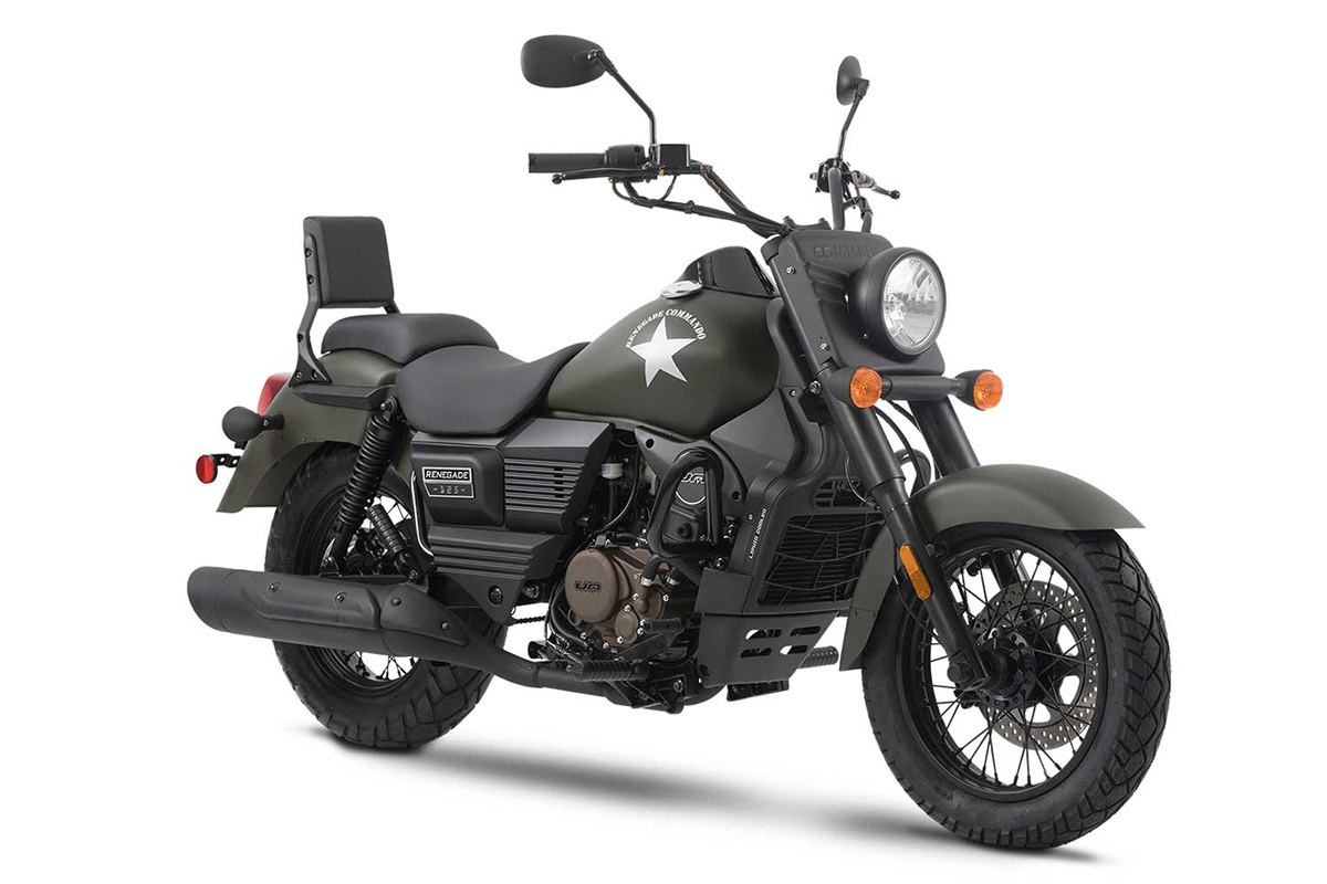 Precios de UM Motorcycles Renegade Commando
