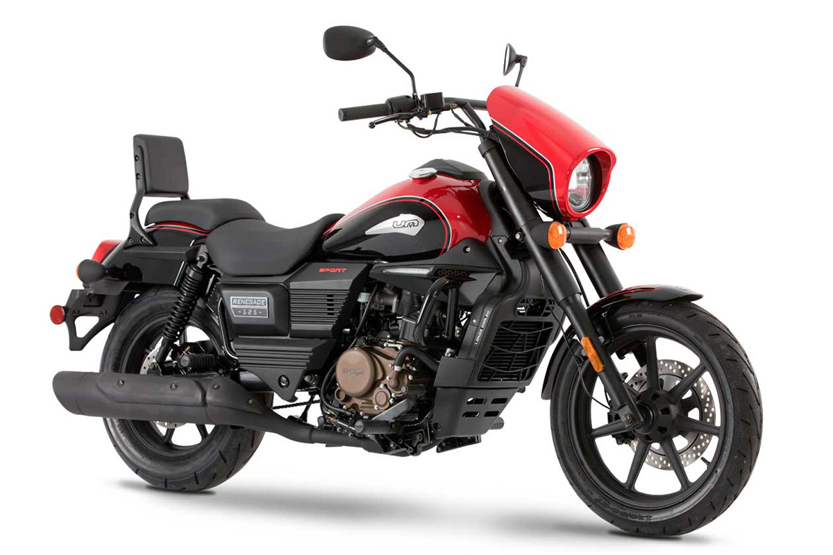 Precios de UM Motorcycles Renegade Sport S