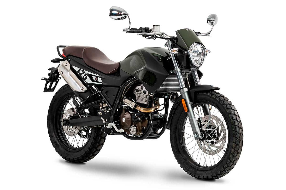 Precios del UM Motorcycles Renegade Scrambler Classic