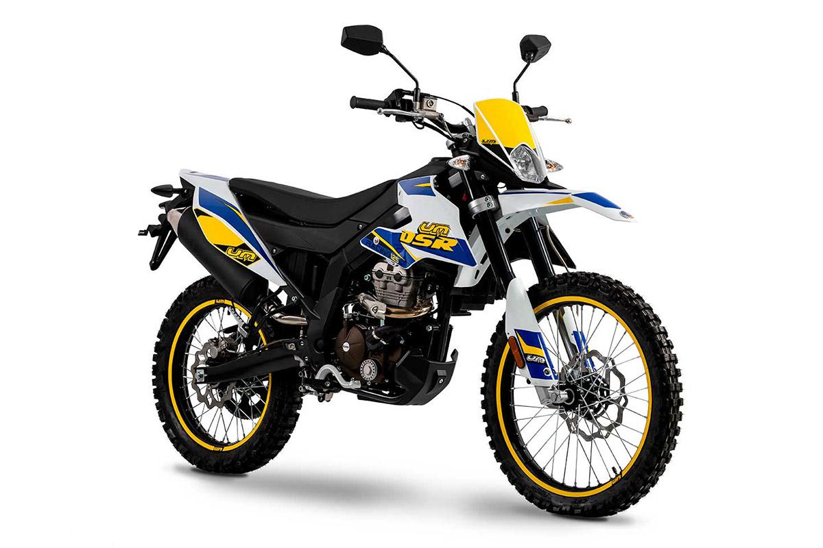 UM Motorcycles DSR EX