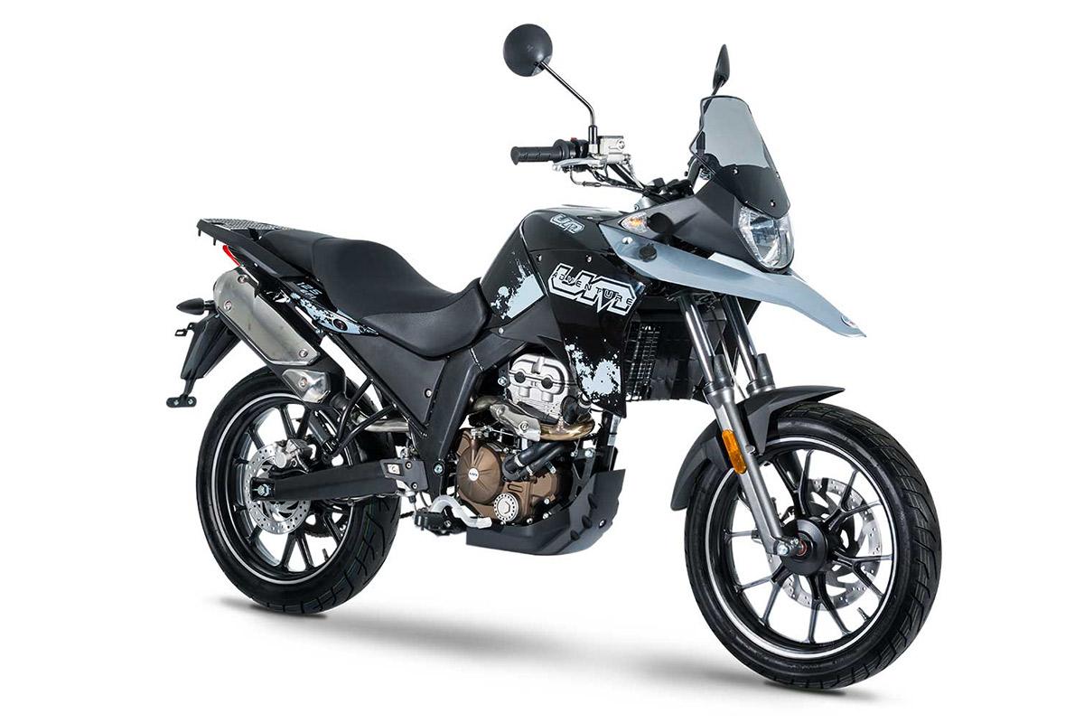 UM Motorcycles DSR Adventure