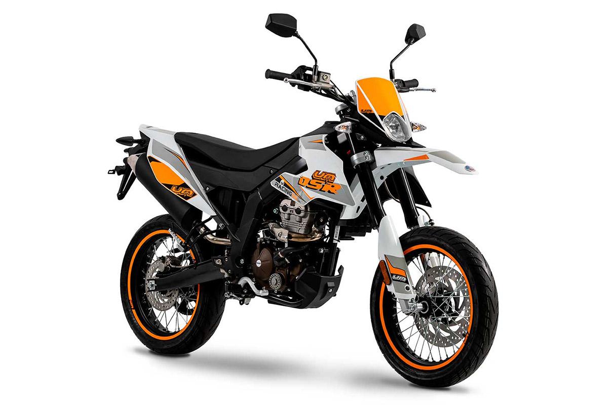 Precios de UM Motorcycles DSR SM