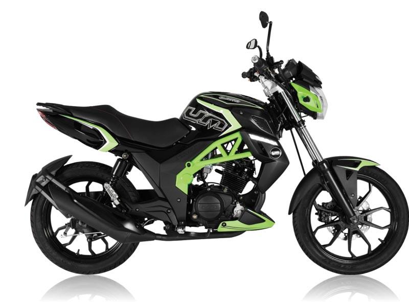 UM Motorcycles Xtreet RC