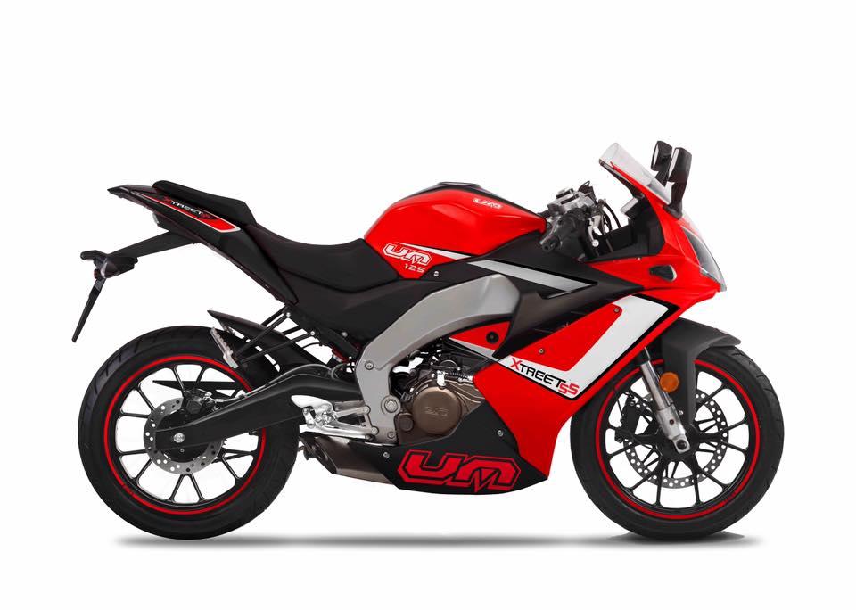 UM Motorcycles Xtreet SS