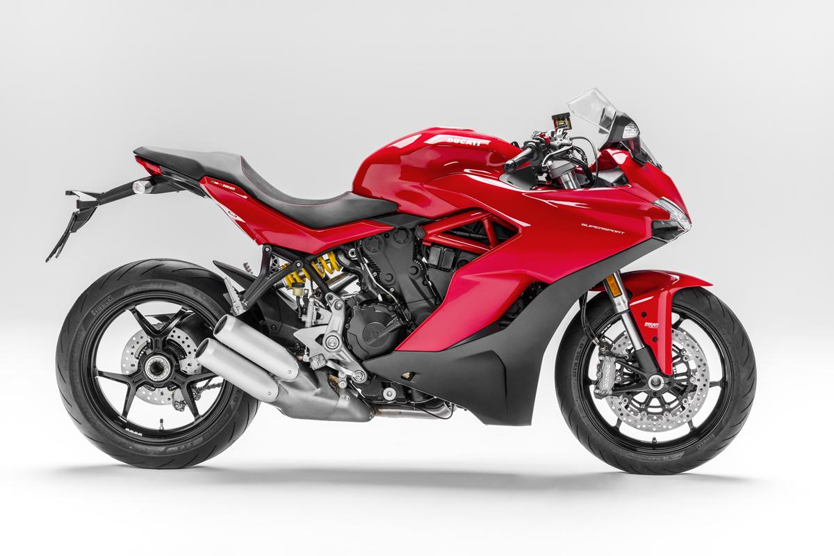 Precios de Ducati SuperSport