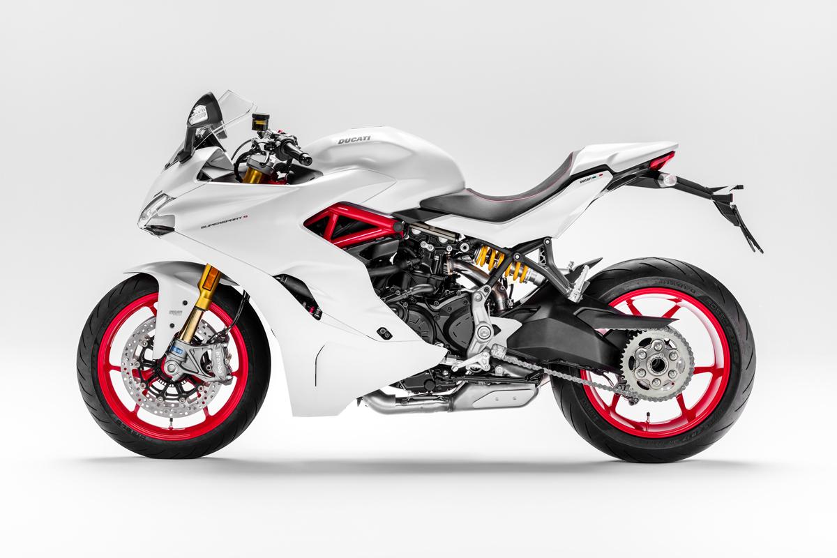 Precios del Ducati SuperSport S