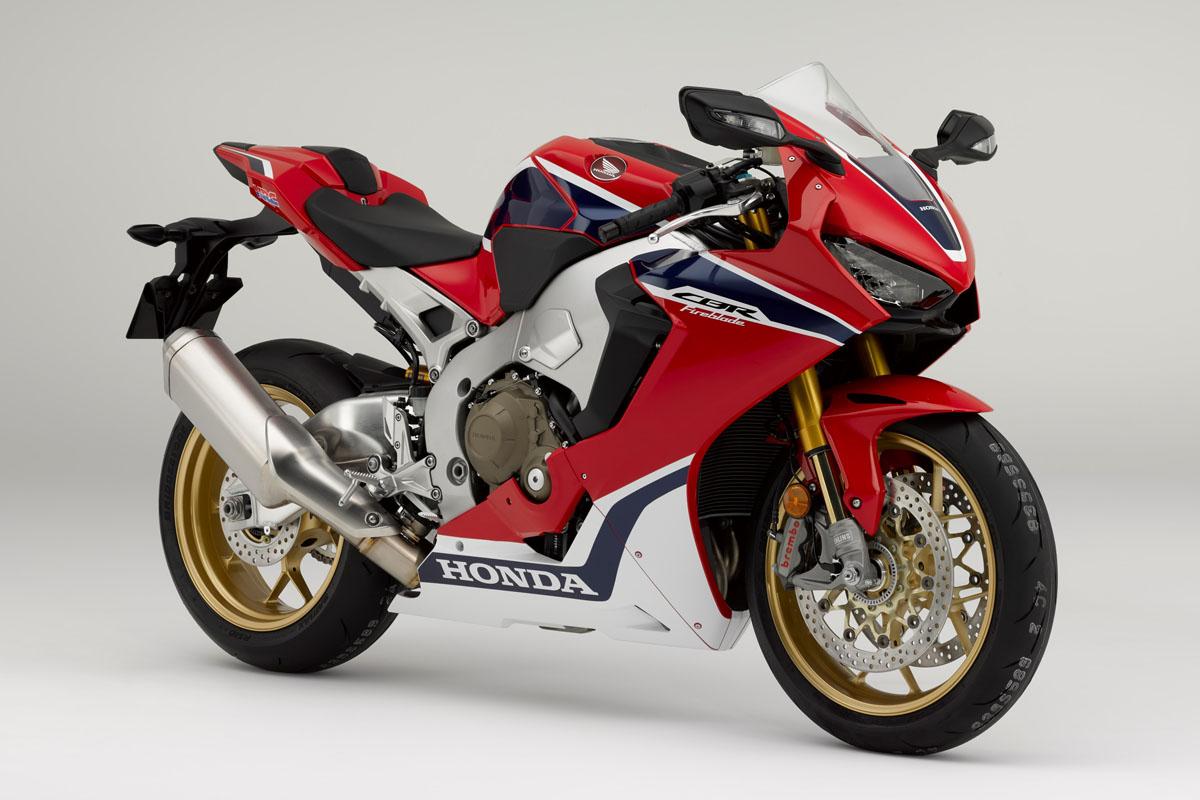 Honda CBR1000 RR SP