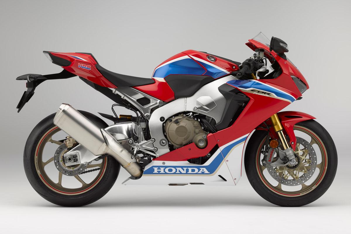 Precios del Honda CBR1000 RR SP2