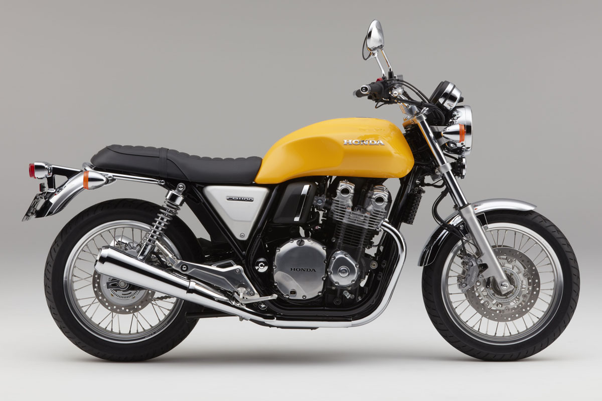 Precios del Honda CB1100 EX