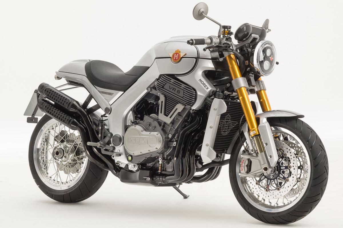 Horex 1200 VR6 Cafe Racer