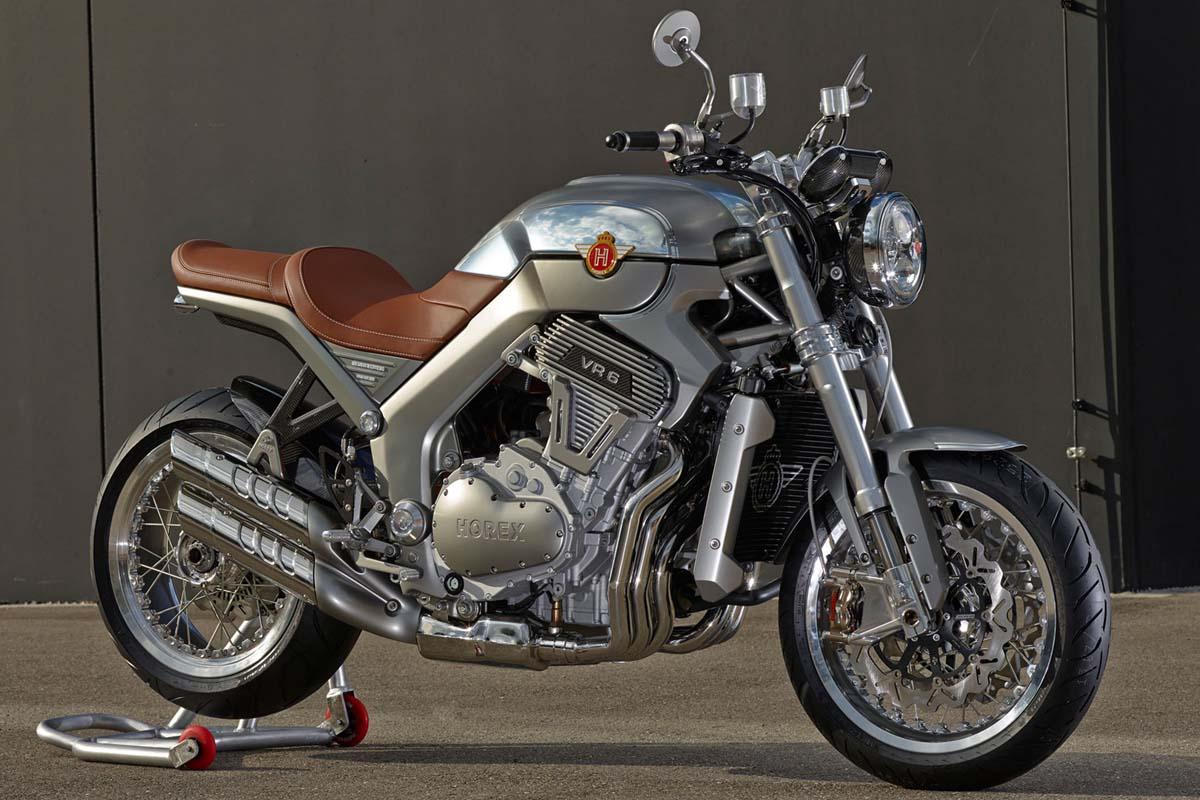 Precios de Horex 1200 VR6 Silver Edition