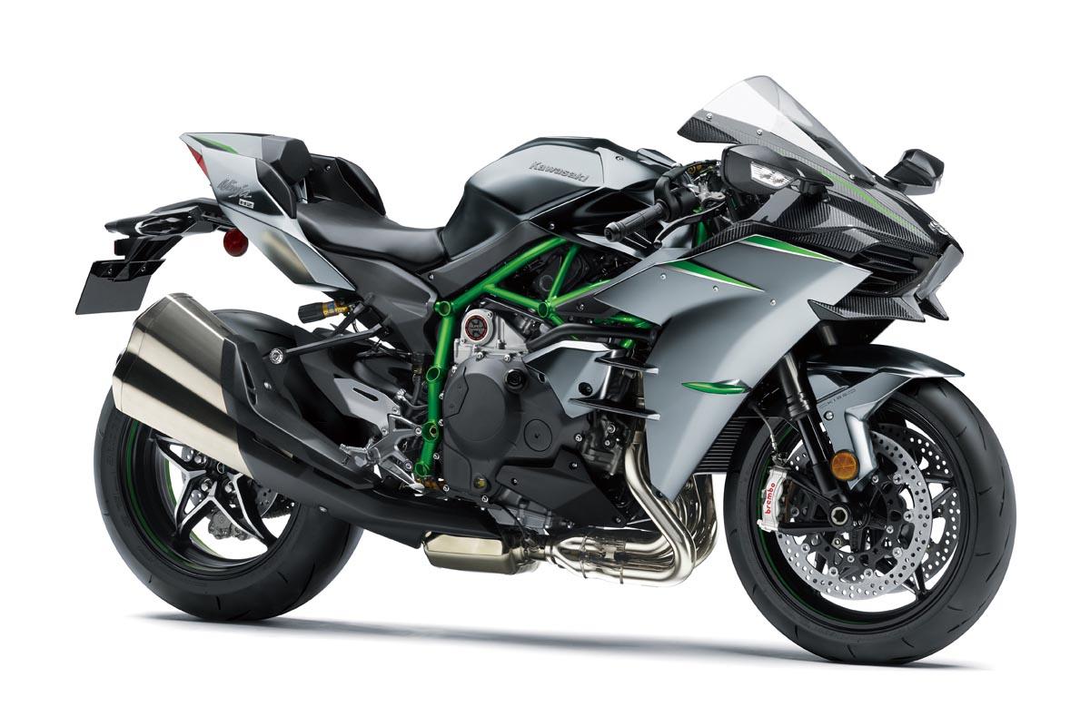 Precios de Kawasaki Ninja H2 Carbon