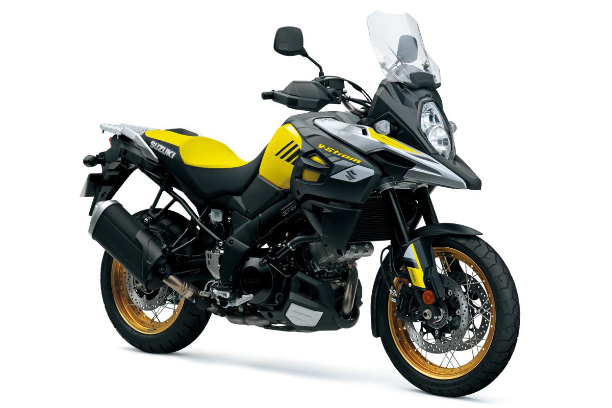 Precios del Suzuki V-Strom 1000 XT