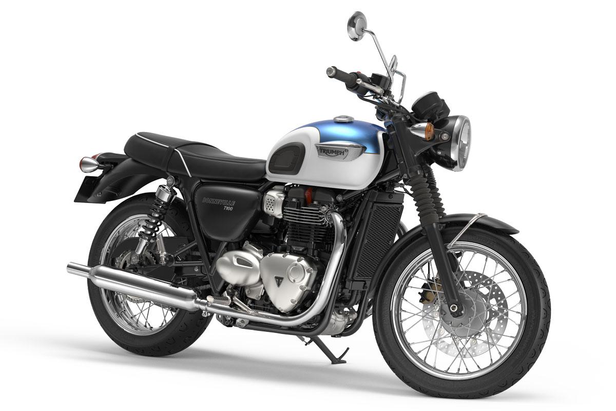 Precios del Triumph Bonneville T100