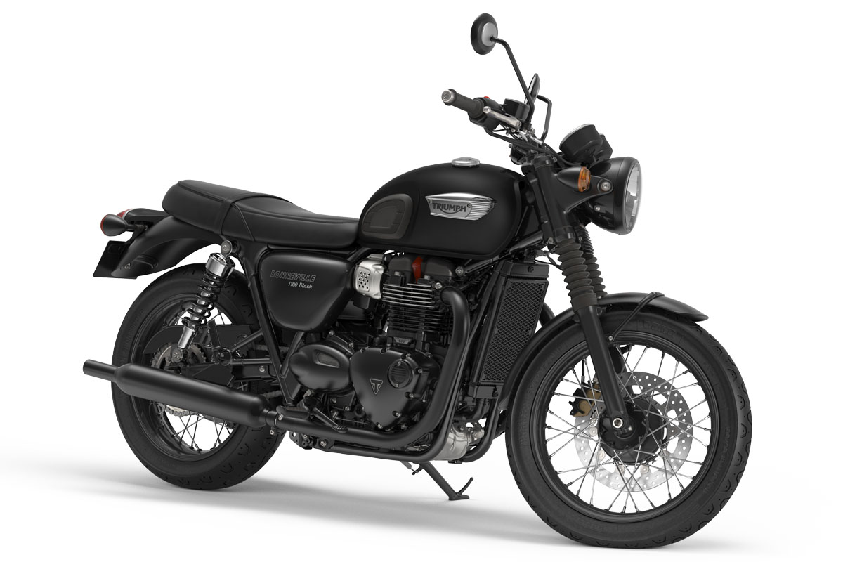 Precios de Triumph Bonneville T100 Black