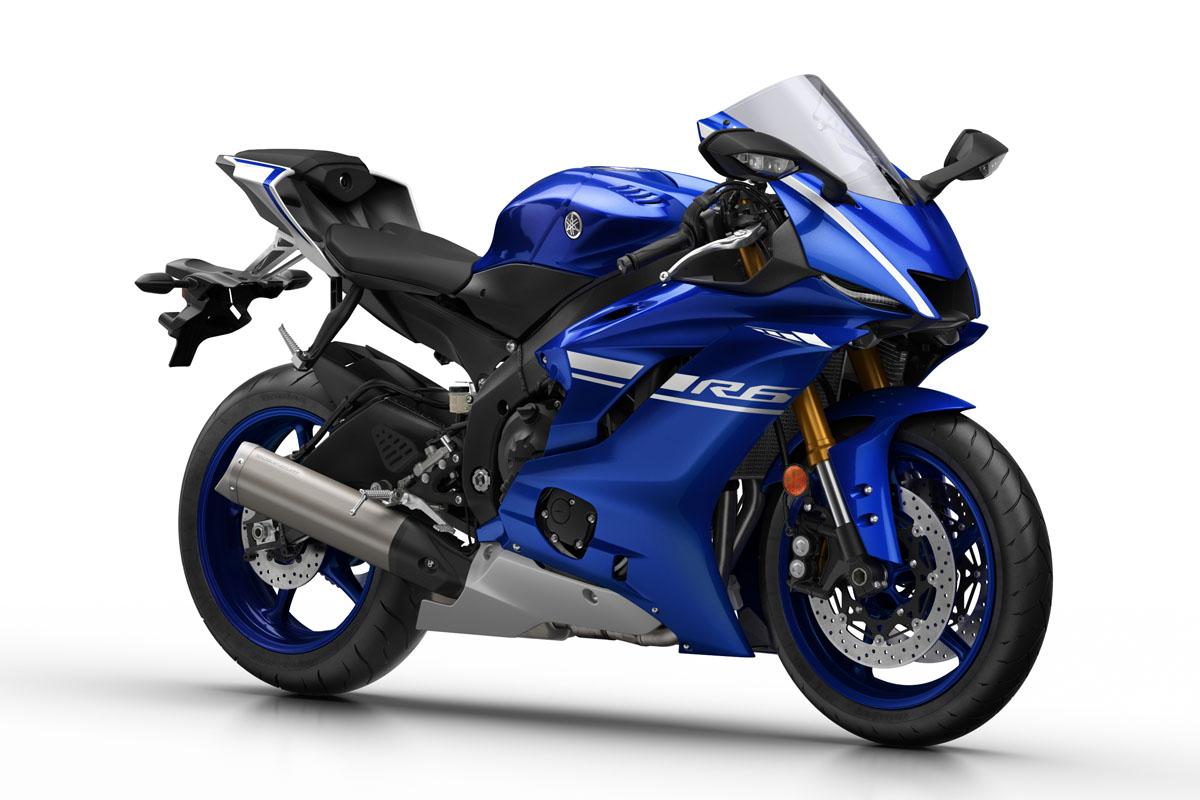 Precios de Yamaha YZF-R6