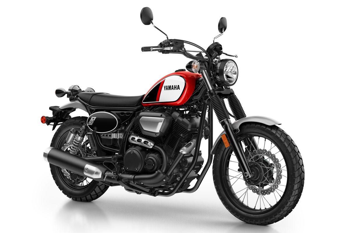 Precios de Yamaha SCR 950